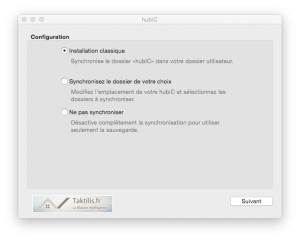 Hubic_Configuration