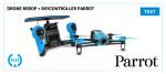 test-drone-bepop-parrot